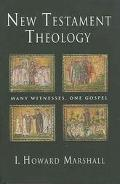 New Testament Theology Many Witnesses, One Gospel