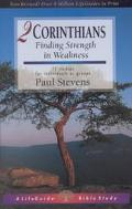 2 Corinthians Finding Strength in Weakness
