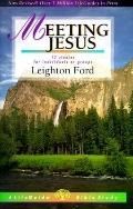 Meeting Jesus 13 Studies for Individual or Groups