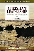 Christian Leadership: 9 Studies for Individuals or Groups