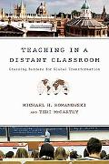 Teaching in a Distant Classroom: Crossing Borders for Global Transformation