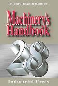 Machinery's Handbook 28th Edition Large Print