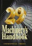 Machinery's Handbook, 29th