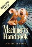 Machinery's Handbook 29th Edition - Large Print (Machinery's Handbook (Large Print))