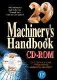 Machinery's Handbook 29th Edition - CD-Rom