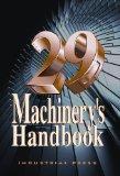 Machinery's Handbook 29th Edition Toolbox and CD-ROM Combo (Machinery's Handbook (W/CD))