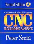 Cnc Programming Handbook A Comprehensive Guide to Practical Cnc Programming
