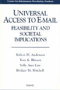 Universal Access to E-Mail Feasibility and Societal Implications
