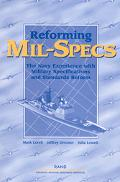 Completing U. S. Navy Military Specifications and Standards Reform: Issues and Problems