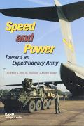 Speed and Power Toward an Expeditionary Army