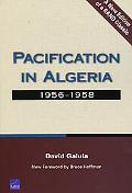 Pacification in Algeria, 1956-1958