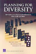 Planning for Diversity: Options and Recommendations for DoD Leaders
