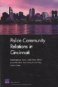 Police-Community Relations in Cincinnati