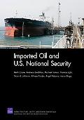 Imported Oil and U.S. Security