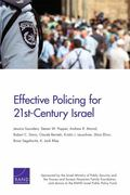 Effective Policing for 21st-Century Israel (Safety and Justice Program)