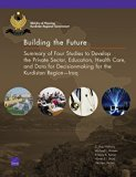 Building the Future: Summary of Four Studies to Develop the Private Sector, Education, Healt...