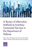 A Review of Alternative Methods to Inventory Contracted Services in the Department of Defense