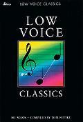 Low Voice Classics: 101 Solos