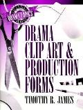 Drama Clip Art & Production Forms