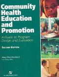 Community Health Education+promotion