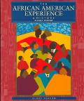 African American Experience A History