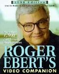 Roger Ebert's Video Companion, 1998 Edition: With Pocket Video Guide