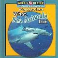 What Sea Animals Eat