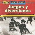Juegos Y Diversiones En La Historia De America/ Toys, Games, and Fun in American History