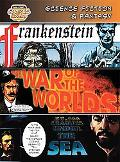 Science Fiction & Fantasy/Frankenstein/The War of the Worlds/20,000 Leagues Under the Sea