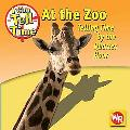 At the Zoo: Telling Time by the Quarter Hour