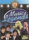 Music Legends (Ultimate 10)