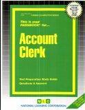 Account Clerk(Passbooks) (Career Examination Series: C-2)
