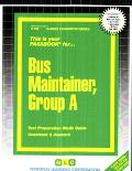 Bus Maintainer Group A