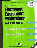 Electronic Equipment Maintainer Passbooks for Career Opportunities