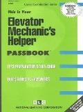 Elevator Mechanics Helper