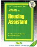 Housing Assistant(Passbooks) (Career Examination, C331)