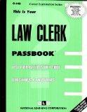 Law Clerk(Passbooks)