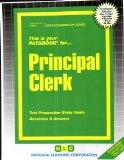 Principal Clerk(Passbooks) (Career Examination Series)