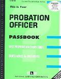 Passbooks for Career Opportunities Probation Officer