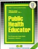 Public Health Educator(Passbooks)