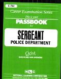 Sergeant Police Department