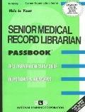 Senior Medical Record Librarian