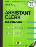 Assistant Clerk(Passbooks) (Career Examination Series : C-1099)
