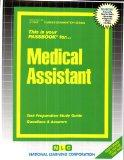 Medical Assistant(Passbooks) (Passbook Series)