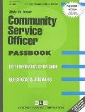 Community Service Officer (Career Examination Passbooks)