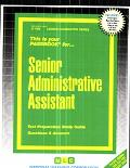 Senior Administrative Assistant