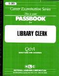 Library Clerk(Passbooks)