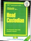 Head Custodian/Career Examination Series C-1958