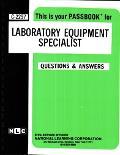 Laboratory Equipment Specialist