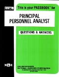 Principal Personnel Analyst